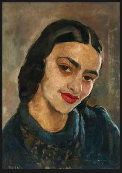 India – Amrita Sher-Gil self-portrait to be auctioned by Sotheby's NY