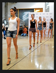 India – FDCI's model auditions for Amazon India Fashion Week S/S-2016 picks new talent