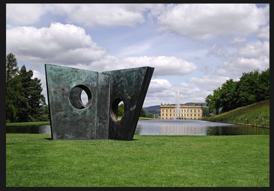 UK – Sotheby's celebrations with 'Beyond Limits-Monumental British Sculptures at Chatsworth