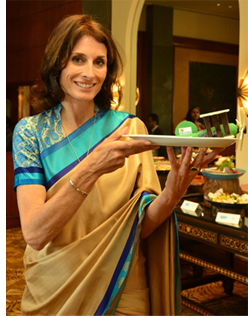 UK/India – Tracey Curtis-Taylor flying biplane from UK to Australia makes pit-stop in India