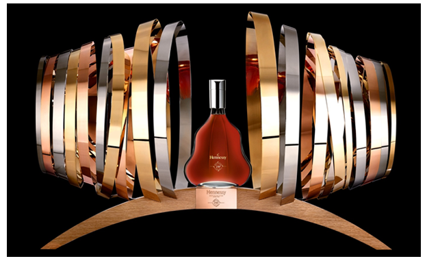 France – Hennessy wins three awards for 250th anniversary blend's limited edition luxury design display