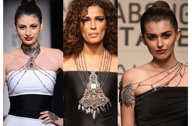 How many different ways can you wear that jewellery?