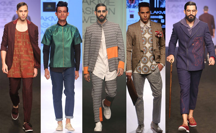 What's new out there in Indian Men's wear?