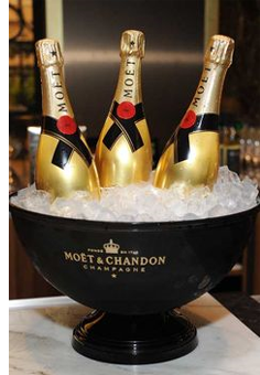 USA – Moët & Chandon, Official Champagne of 21st Annual Critics' Choice awards…