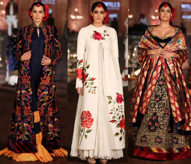 The Bright New Stars and the Grand Old Guard at WIFW S/S 2015