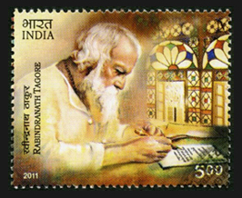 India – The President's House celebrates Tagor's 154th Birth Anniversary with Rabindra Sangeet