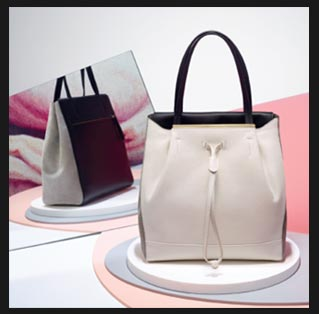 The Italian Leather Accessory Brand Furla Has Launched A Special Bag For This Summer Twist Tote Versatile Boasts Ease Of And