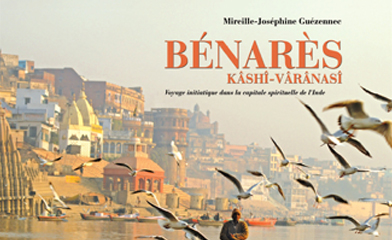 What does Mireille-J. Guézennec know about Varanasi?