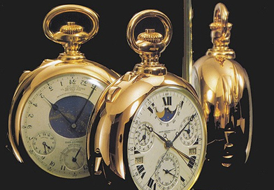 What makes Henry Graves Supercomplication the 'Holy Grail' of watch collectors?