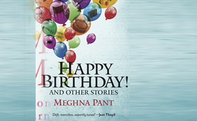 Meghna Pant – One Book – Two Reviews
