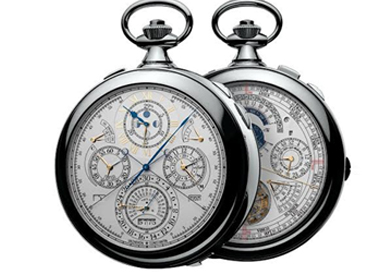 What makes Vacheron Constantin the 'Most Complicated Watch' ever?