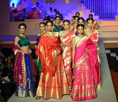 India – FDCI's 12 leading designers to showcase at Make in India Week