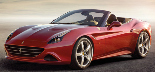 Middle East – Ferrari's tribute to the dunes of Arabia with 'Deserto Rosso'