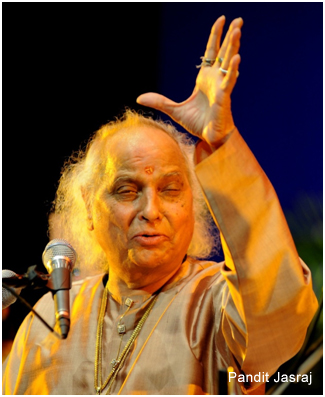 India – ShriramShankarlal Music Festival 2016 from 31st March to 3rd April, 2016