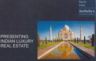 India –Sotheby's International Realty bullish on India and International Luxury Real Estate