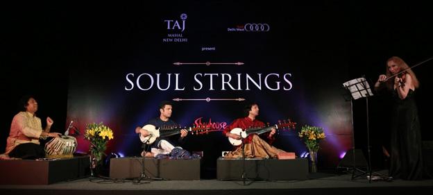India – Exclusive Musical soiree 'Soul Strings' at Taj Mahal Hotel, New Delhi