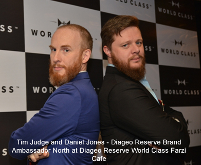 Diageo Reserve World Class – Where Bartenders compete