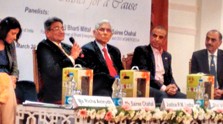 India – Gunjan Foundation hosts panel discussion in association with Kuwait Embassy