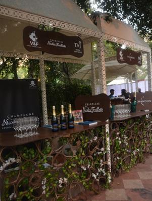 "India – TajMahal Hotel, New Delhi hosts ""International Vine and Food Experience 2016"""