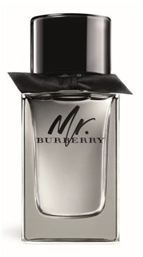 England – Burberry launches Men's fragrance imaginatively named 'Mr Burberry'
