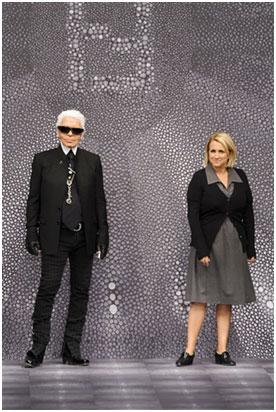 Italy –Fendi celebrates 90th Anniversary with Haute Fur Fashion Show in Rome