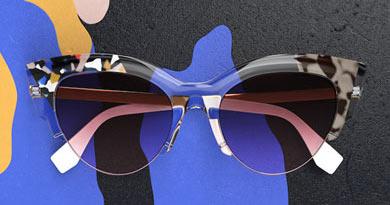In the Jungle with Fendi's Sunglasses