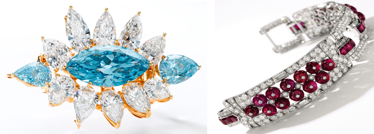Switzerland – Sotheby's Geneva auction of Magnificent Jewels and Noble Jewels logs $175.1mil