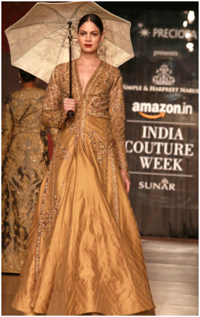 India –FDCI's  India Couture Week 2016 dates from July 20th to 24th