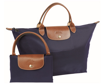 India / France –Luxury brand Longchamp opens first India boutique in Delhi at DLF Emporio Mall
