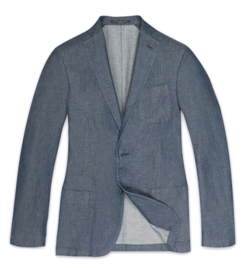Italy/India – Corneliani's latest line of jackets for men