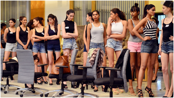 India – FDCI holds #Getnoticed female model auditions for India Couture Week 2016