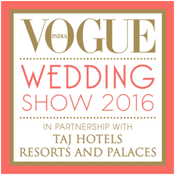 India – Vogue Wedding Show for the Big Fat Indian Weddings at Taj Palace on 5-7 August