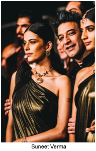 India – Swarovski launches 'CONFLUENCE' jewelry with top designers at Taj Palace