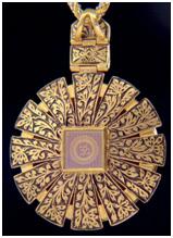 India – Zoya's latest Krsna collection with Bhagwat Gita on nano chip