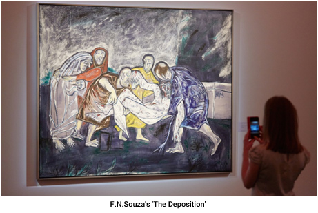 London – Souza sold for £1.56 mil at Sotheby's South Asian Art Sale of £4 million