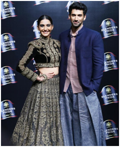 India – Blenders Pride Fashion Tour 2016 held at Golf & Country Club Gurgaon