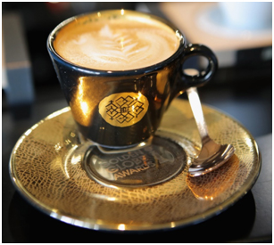 USA – Lavazza as Official Coffee of the 74th Annual Golden Globe Awards
