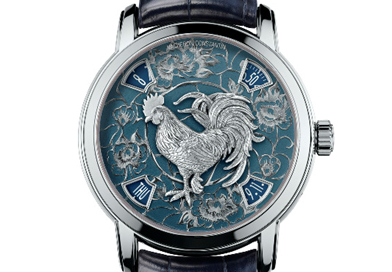 Métiers d'Art  The legend of the Chinese zodiac year of the roostert