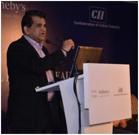 India –Upbeat sentiment at the Global Luxury Realty Conclave 2017 by North India Sotheby's International Realty & CII