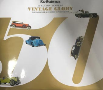 India – Book launch of 'The Statesman 50 Classic Years of Vintage Story' celebrations