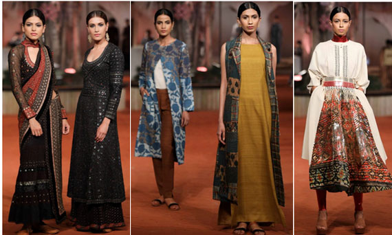 fashion-show-textile-india