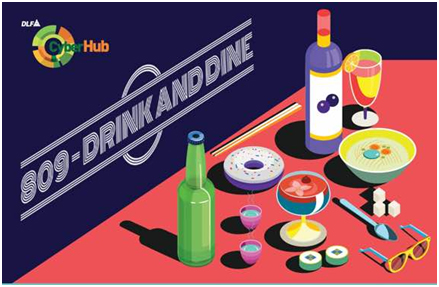 India – DLF Cyber Hub Gurgaon to host festival 809-Drink and Dine from 14th to 18th June