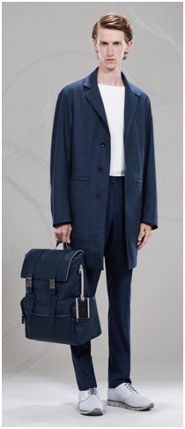 Italy – Canali SS'18 Collection for men inspired by the impeccable traveller