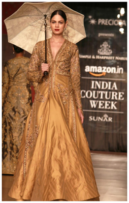 India – FDCI's 10th India Couture Week 2017 to take place from July 24-30 in Delhi