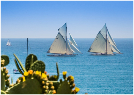 2017 Panerai Classic Yachts Challenge Mediterranean Circuit
