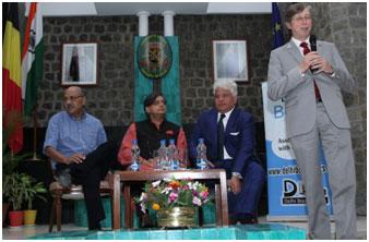 India – Embassy of Belgium hosts Delhi Book Lovers Club event
