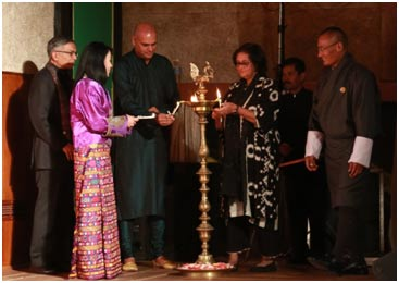 Bhutan – 8th Edition of Mountain Echoes Literary Festival inaugurated in Thimphu