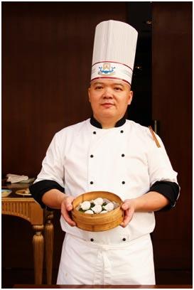 India – Chef Peng's Dimsum artistry at Pan Asian – Sheraton New Delhi
