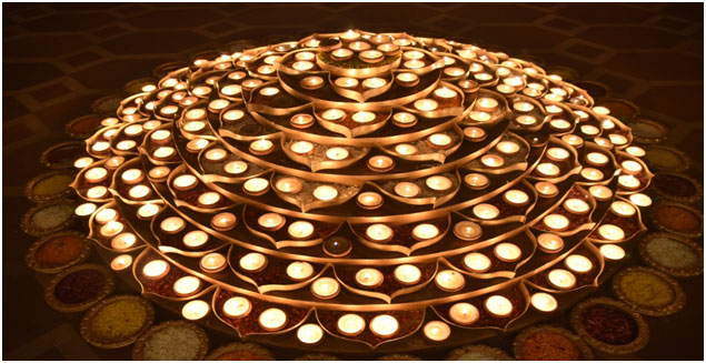 diwali-festival-taj