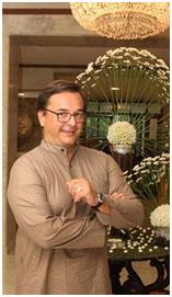 India/Italy –'Garini Immagina' showcases Italian lux weddings at Vivanta by Taj Ambassador
